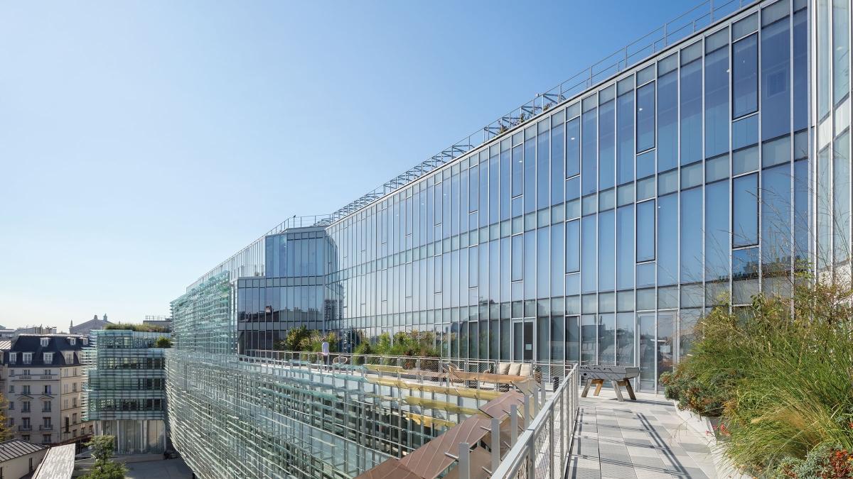 Spaces Rue De Londres grand central saint-lazare business centre | mainpage