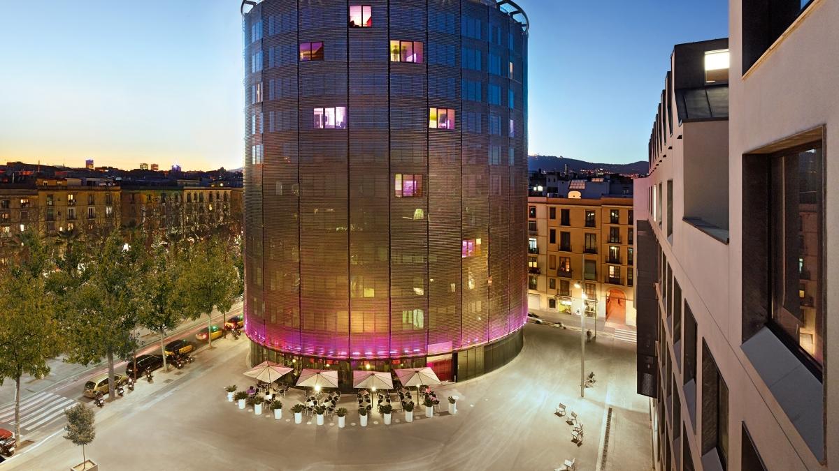 Hotel Barcelo Raval Mainpage