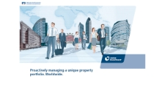 Proactively managing a unique property portfolio. Worldwide.