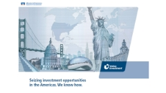 Seizing investment opportunities in the Americas. We know how.