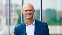 Stephan Riechers, Leiter Investment Management Logistik