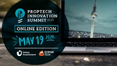 PropTech Innovation Award 2020